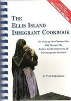 Ellis Island Cookbook cover